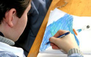 Hypnotherapie bij kinderen, creatieve therapie